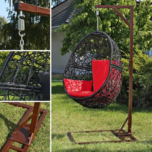 Choisir Chaise hamac pas cher ou support hamac simple