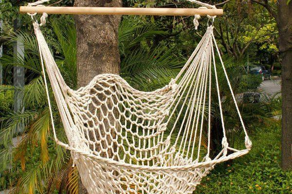 Choix Hamac fauteuil suspendu avec support acier / hamac de randonnée
