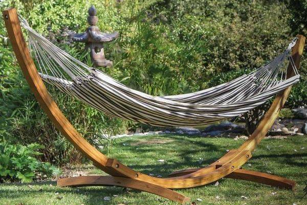 Test Hamac en corde naturelle / hamac remorque