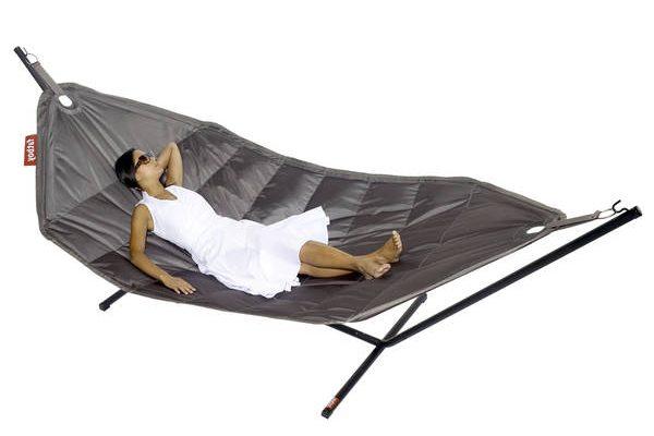 Conseil Dormir dans un hamac / support chaise hamac