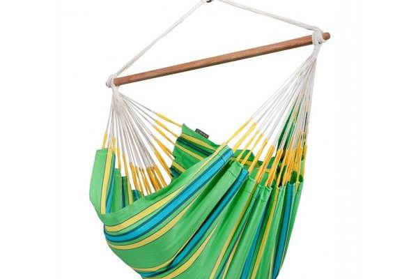 Avis clients Support chaise hamac : support hamac bois castorama