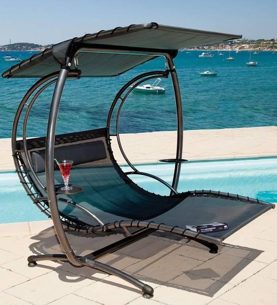 Avis clients Structure chaise hamac / hamac abane