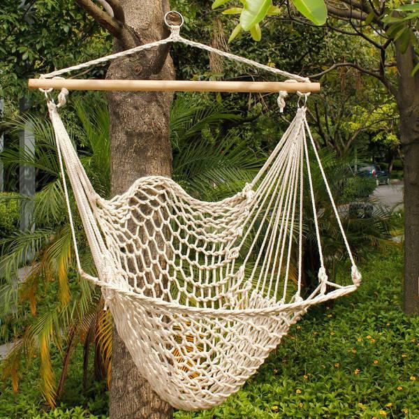 Support hamac 350 cm et hamac corde fabrication Pas cher