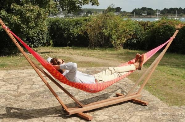 Discount Support hamac bresilien et camping aux hamacs fleury